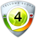 Tellows Score 4 zu 0017124323570