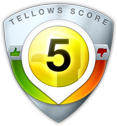 tellows Score 5 zu +1000000