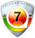 tellows Rating for  3475410256 : Score 7