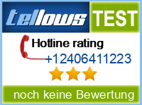 tellows Bewertung +12406411223